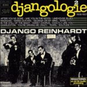 Volume 2 - CD Audio di Django Reinhardt