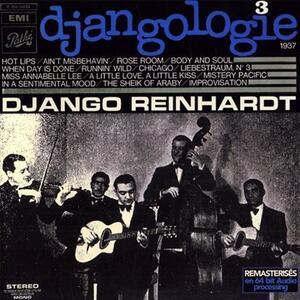 Djangologie 3 - CD Audio di Django Reinhardt