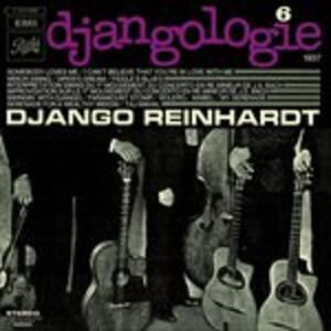 Volume 6 - CD Audio di Django Reinhardt