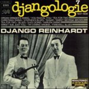 Volume 7 - CD Audio di Django Reinhardt