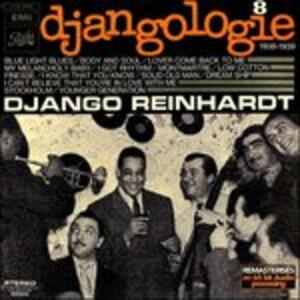Volume 8 - CD Audio di Django Reinhardt