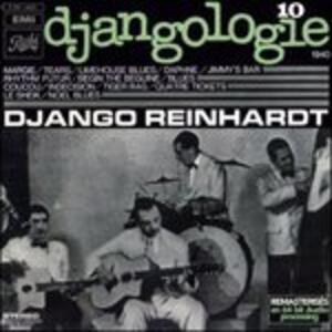 Volume 9 - CD Audio di Django Reinhardt