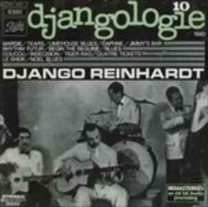 Volume 10 - CD Audio di Django Reinhardt