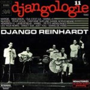 Volume 11 - CD Audio di Django Reinhardt