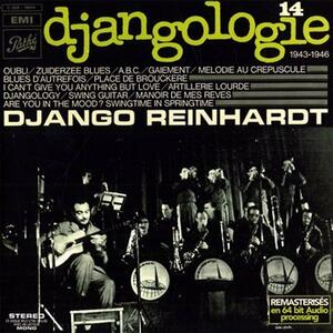 Volume 14 - CD Audio di Django Reinhardt