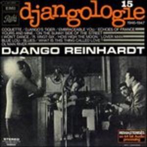 Volume 15 - CD Audio di Django Reinhardt
