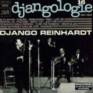 Volume 16 - CD Audio di Django Reinhardt