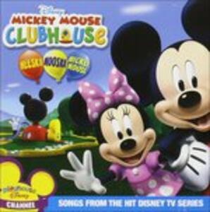 Mickey Mouse Clubhouse - CD Audio