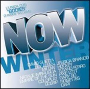 Now Winter - CD Audio