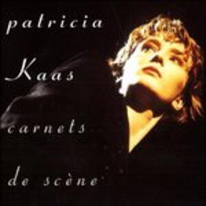 Carnets de Scene Live - CD Audio di Patricia Kaas