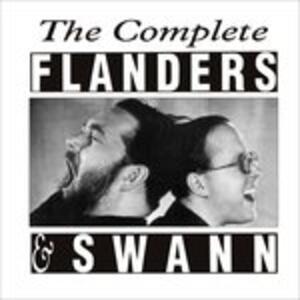 The Complete Flanders & Swann - CD Audio di Flanders & Swann