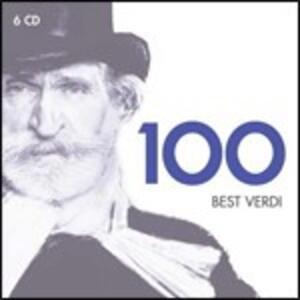 100 Best Verdi - CD Audio di Giuseppe Verdi