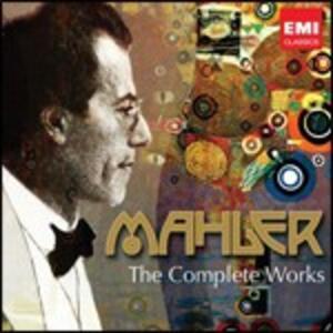 The Complete Works - CD Audio di Gustav Mahler