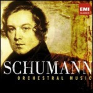 Musica orchestrale - CD Audio di Robert Schumann
