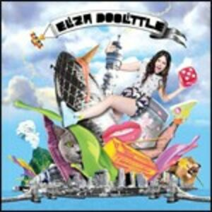Foto Cover di Eliza Doolittle, CD di Eliza Doolittle, prodotto da EMI