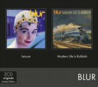 Leisure - Modern Life Is Rubbish - CD Audio di Blur