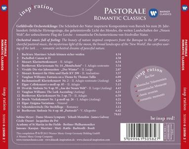 Pastorale. Romantic Classics - CD Audio - 2