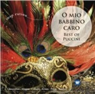 O mio babbino caro. Best of Puccini - CD Audio di Giacomo Puccini