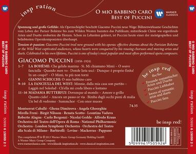 O mio babbino caro. Best of Puccini - CD Audio di Giacomo Puccini - 2