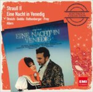 Eine Nacht In Venedig - CD Audio di Johann Strauss