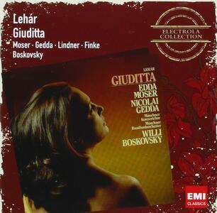Giuditta - CD Audio di Franz Lehàr