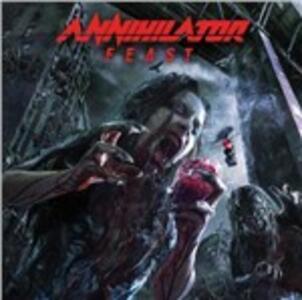 Feast - CD Audio di Annihilator