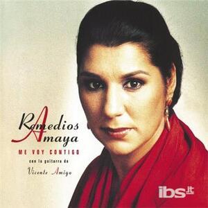 Me Voy Contigo - CD Audio di Remedios Amaya