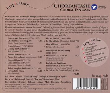 Chorfantasie - CD Audio - 2