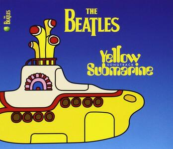 CD Yellow Submarine Songtrack (Colonna sonora) Beatles