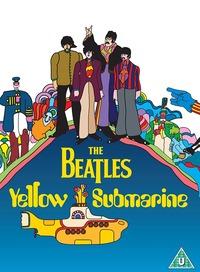 Cover Dvd Yellow Submarine. Il sottomarino giallo (DVD)