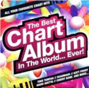 Best Chart Album in The - CD Audio