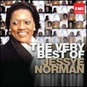 The Very Best of Jessye Norman - CD Audio di Jessye Norman