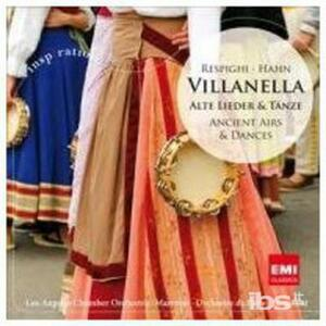 Villanella - CD Audio