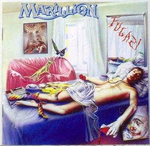 Fugazi - Vinile LP di Marillion