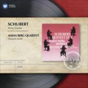 Quintetto in Do - CD Audio di Franz Schubert,Alban Berg Quartett