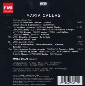 Icon - CD Audio di Maria Callas - 2
