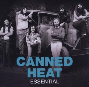 Essential - CD Audio di Canned Heat