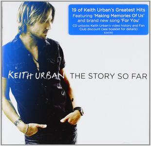 Story so Far - CD Audio di Keith Urban