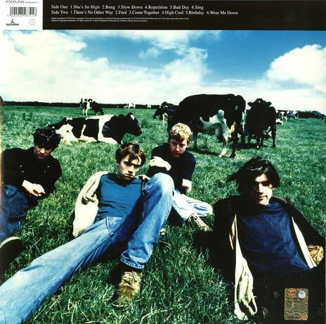Leisure (Remastered Limited Edition) - Vinile LP di Blur - 2