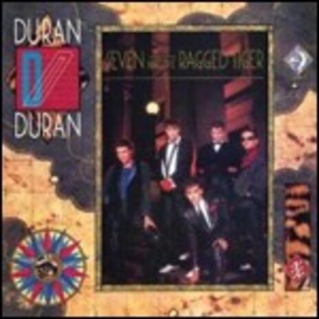 Seven and the Ragged Tiger - Vinile LP di Duran Duran