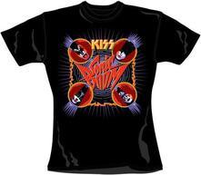 T-Shirt Unisex Tg. XL Kiss - Sonic Boom