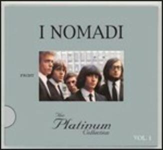 The Platinum Collection vol.1 - CD Audio di Nomadi