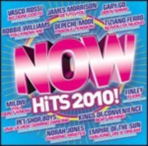 Now Hits 2010! - CD Audio