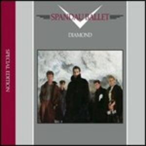Diamond - CD Audio di Spandau Ballet