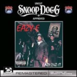 Eazy-Duz-It - CD Audio di Eazy-E