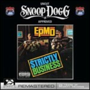 Strictly Business - CD Audio di EPMD