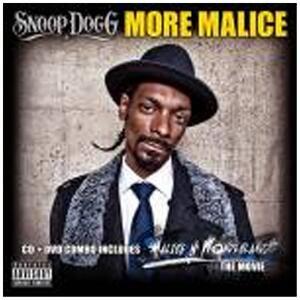 More Malice - CD Audio + DVD di Snoop Dogg