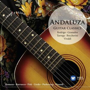 Andaluza Guitar Classics - CD Audio