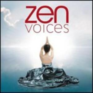 Zen Voices - CD Audio