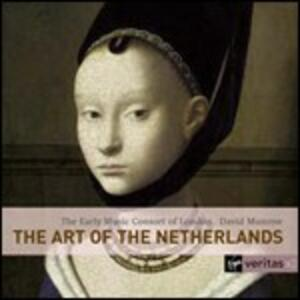 The Art of the Netherlands - CD Audio di David Munrow,Early Music Consort of London